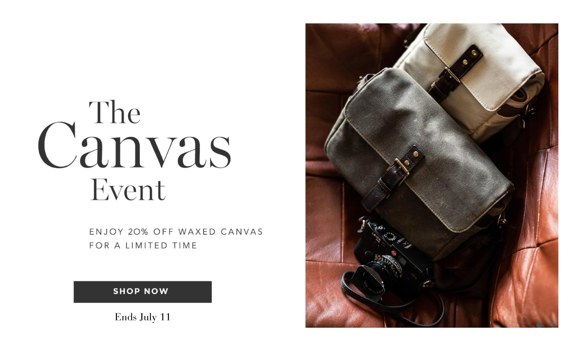 Onabags.com Leather and Canvas Bags